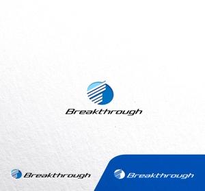 syotagotoさんの運送会社Breakthroughの会社ロゴ作成のお願いへの提案