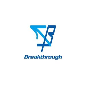 arizonan5さんの運送会社Breakthroughの会社ロゴ作成のお願いへの提案