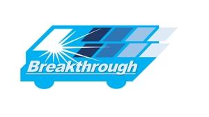5f93cbd70a216さんの運送会社Breakthroughの会社ロゴ作成のお願いへの提案