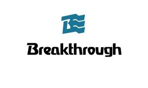tackkiitosさんの運送会社Breakthroughの会社ロゴ作成のお願いへの提案
