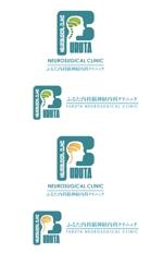 laphrodite1223さんの求む「一工夫のアイデア」!クリニックロゴ文字&ロゴマーク(内科、脳神経内科)への提案