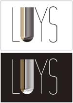 ヘアサロン 「LUYS」のロゴへの提案
