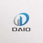 utamaruさんの建設会社DAIOのロゴへの提案