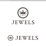 女性トレーナー専門ジム「JEWELS」のロゴへの提案