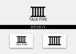 KANJI01さんの財務・戦略のコンサルの社名ロゴへの提案