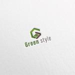 dakirさんのテレワークオフィス 「Green style」のロゴ制作への提案