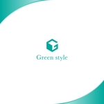 red3841さんのテレワークオフィス 「Green style」のロゴ制作への提案