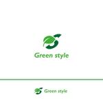 rgm_mさんのテレワークオフィス 「Green style」のロゴ制作への提案