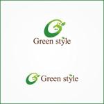 VainStainさんのテレワークオフィス 「Green style」のロゴ制作への提案