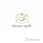 Morinohitoさんのテレワークオフィス 「Green style」のロゴ制作への提案