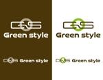 coresoulさんのテレワークオフィス 「Green style」のロゴ制作への提案
