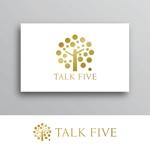 White-designさんの財務・戦略のコンサルの社名ロゴへの提案