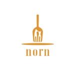 ペットフードショップサイト「norn」のロゴへの提案