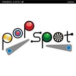 chihomsさんの新業態「POPSPOT」ロゴイラスト作成依頼への提案