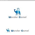 新設会社「Wonder Camel」のコーポレートロゴへの提案