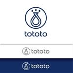 cocoloco_dhさんの魚醤専門ブランド【 TOTOTO】  のロゴへの提案