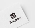 ue_taroさんの金属加工会社「B agency」のシンボルマーク・ロゴタイプのデザイン依頼への提案