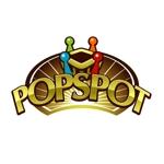 amanekuさんの新業態「POPSPOT」ロゴイラスト作成依頼への提案