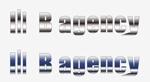 futo_no_jiiさんの金属加工会社「B agency」のシンボルマーク・ロゴタイプのデザイン依頼への提案