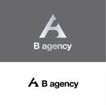 smdsさんの金属加工会社「B agency」のシンボルマーク・ロゴタイプのデザイン依頼への提案