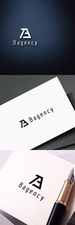 chapterzenさんの金属加工会社「B agency」のシンボルマーク・ロゴタイプのデザイン依頼への提案