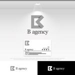 le_cheetahさんの金属加工会社「B agency」のシンボルマーク・ロゴタイプのデザイン依頼への提案