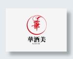 中華居酒屋「華酒美」(カスミ)のロゴへの提案