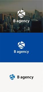 tanaka10さんの金属加工会社「B agency」のシンボルマーク・ロゴタイプのデザイン依頼への提案