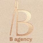 ponizouさんの金属加工会社「B agency」のシンボルマーク・ロゴタイプのデザイン依頼への提案