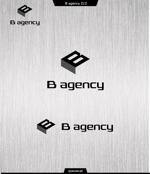 queuecatさんの金属加工会社「B agency」のシンボルマーク・ロゴタイプのデザイン依頼への提案