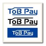 iguchi7さんの新サービス「ToB Pay」のロゴ制作への提案