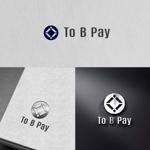 zeross_designさんの新サービス「ToB Pay」のロゴ制作への提案