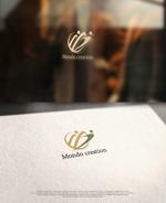 NJONESさんのSE人材派遣会社【Mondo creation】のロゴへの提案