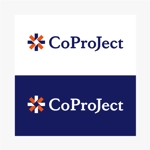 フリーコンサルタントのプラットフォーム「CoProJect」ロゴの製作への提案