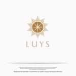 m_mhljmさんのヘアサロン 「LUYS」のロゴへの提案