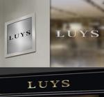 1as_designさんのヘアサロン 「LUYS」のロゴへの提案