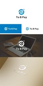 新サービス「ToB Pay」のロゴ制作への提案