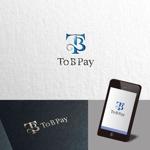 atomgraさんの新サービス「ToB Pay」のロゴ制作への提案
