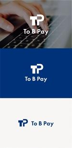 tanaka10さんの新サービス「ToB Pay」のロゴ制作への提案