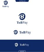 queuecatさんの新サービス「ToB Pay」のロゴ制作への提案