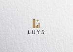 PLANETSさんのヘアサロン 「LUYS」のロゴへの提案