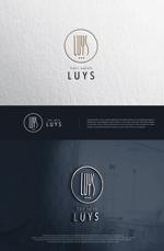blue-3さんのヘアサロン 「LUYS」のロゴへの提案