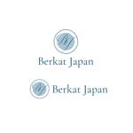 calimboさんのBerkat Japan株式会社のロゴデザインへの提案