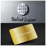 kropsさんのBerkat Japan株式会社のロゴデザインへの提案