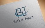 yvvy0115さんのBerkat Japan株式会社のロゴデザインへの提案