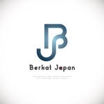 tsukasa110さんのBerkat Japan株式会社のロゴデザインへの提案