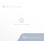 syotagotoさんのBerkat Japan株式会社のロゴデザインへの提案