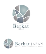 laphrodite1223さんのBerkat Japan株式会社のロゴデザインへの提案