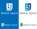 coresoulさんのBerkat Japan株式会社のロゴデザインへの提案
