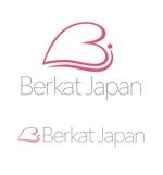 MooreさんのBerkat Japan株式会社のロゴデザインへの提案